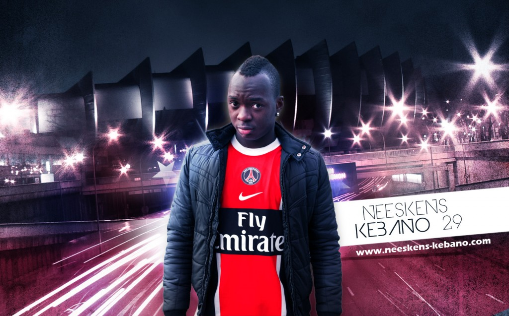 Neeskens wallpaper PSG