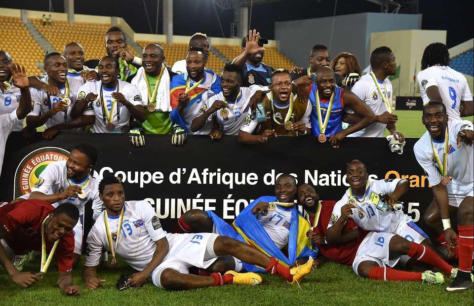 3ème place pour la République Démocratique du Congo