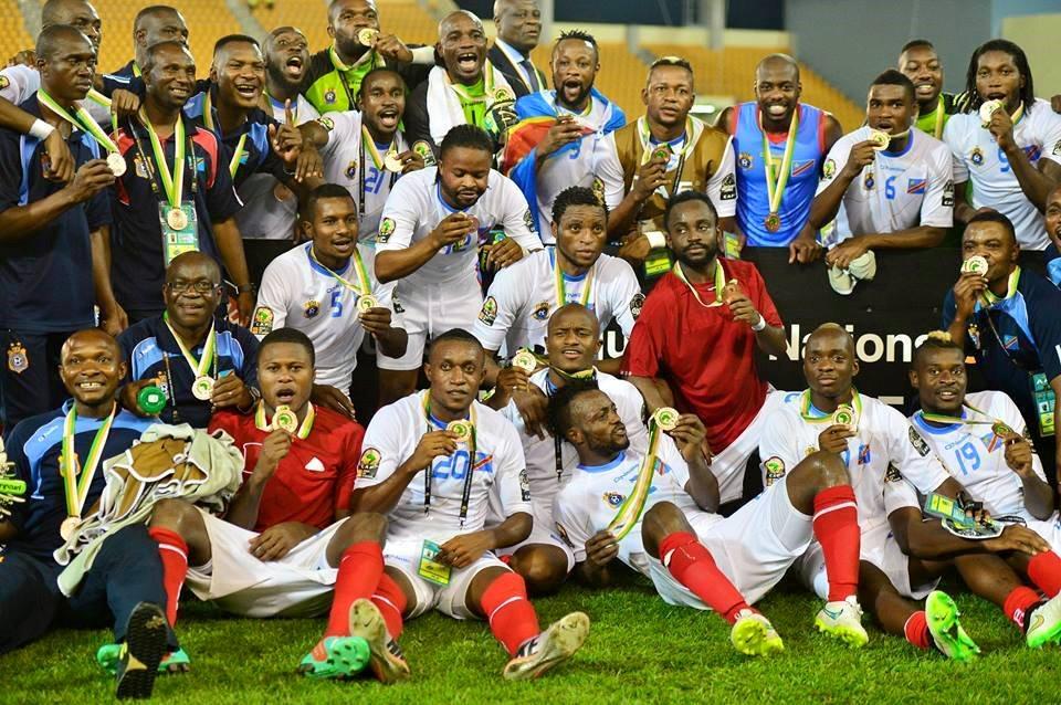 République Démocratique du Congo - CAN 2015