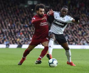 Fulham FC v Liverpool FC